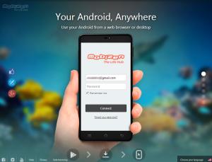 mobizen-website