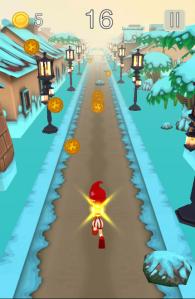 ZIZ Run, running game